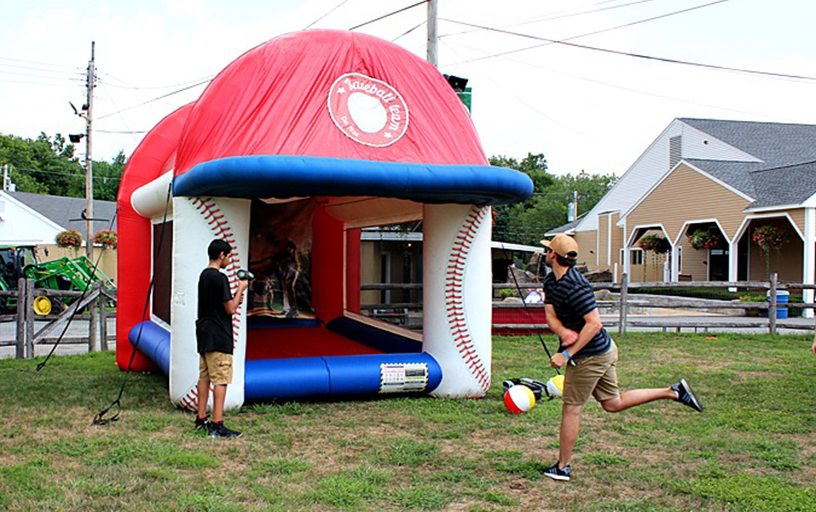 Speed Pitch - Inflatable