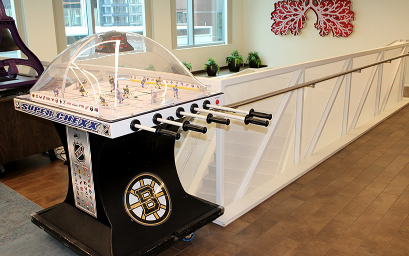 Dome Hockey -Bruins Limited Edition