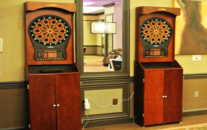 Electronic Darts (2 Units)