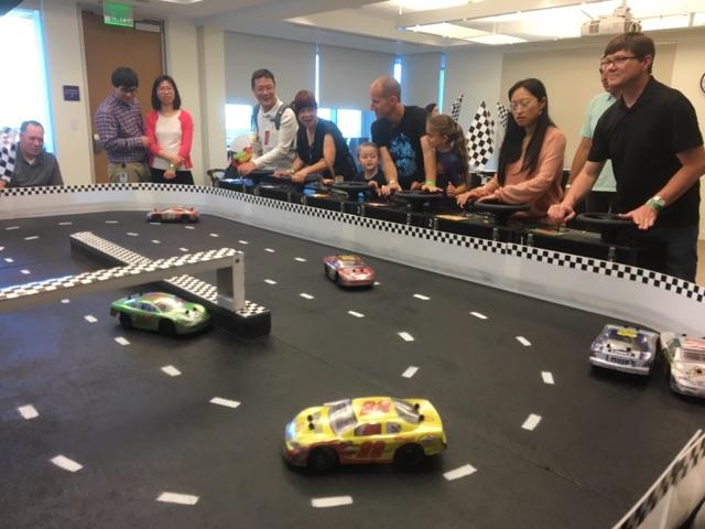 Micro Reality Car Racing