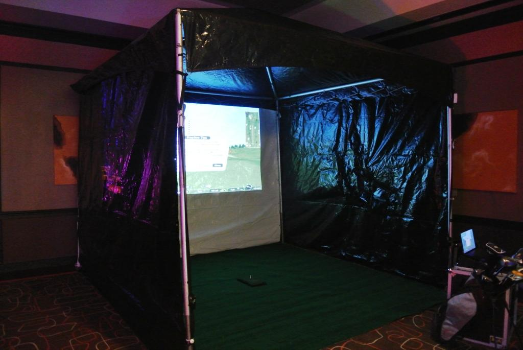 Golf Driving Range Simulator
