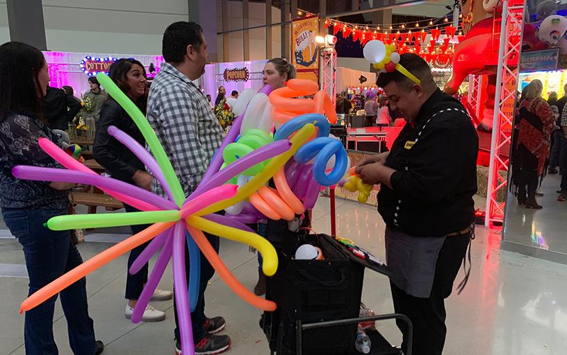 Balloon Artist/hr.