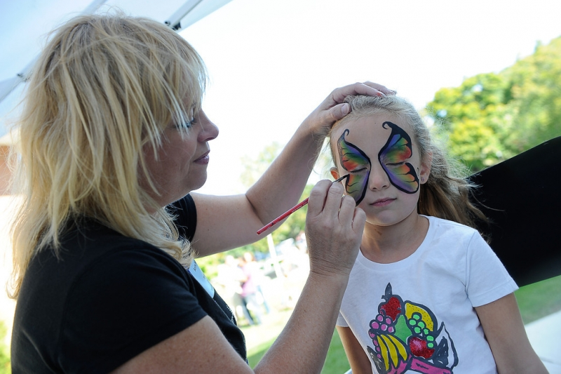 Face Painter/hr.