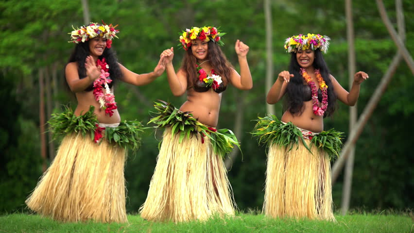 Hula Dancer/Hr