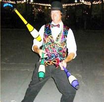 Juggler/hr.