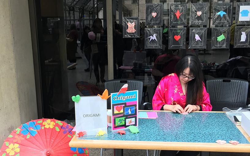Origami Artist/hr.