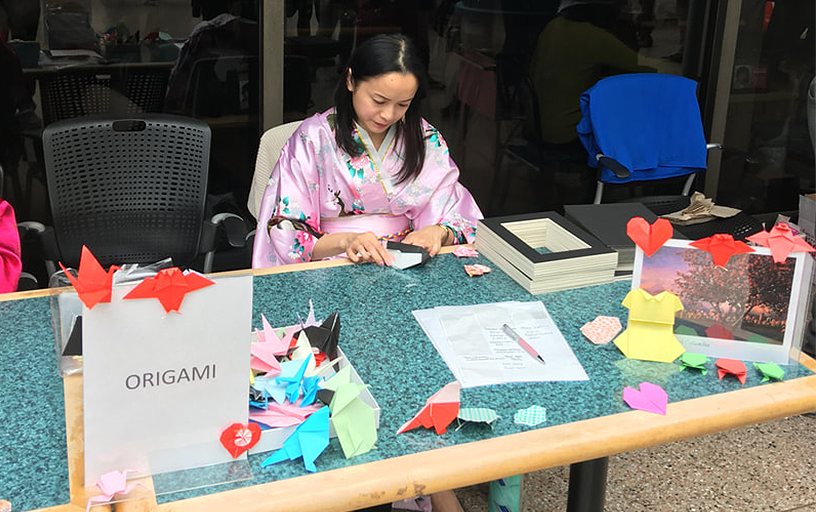 Origami Artist
