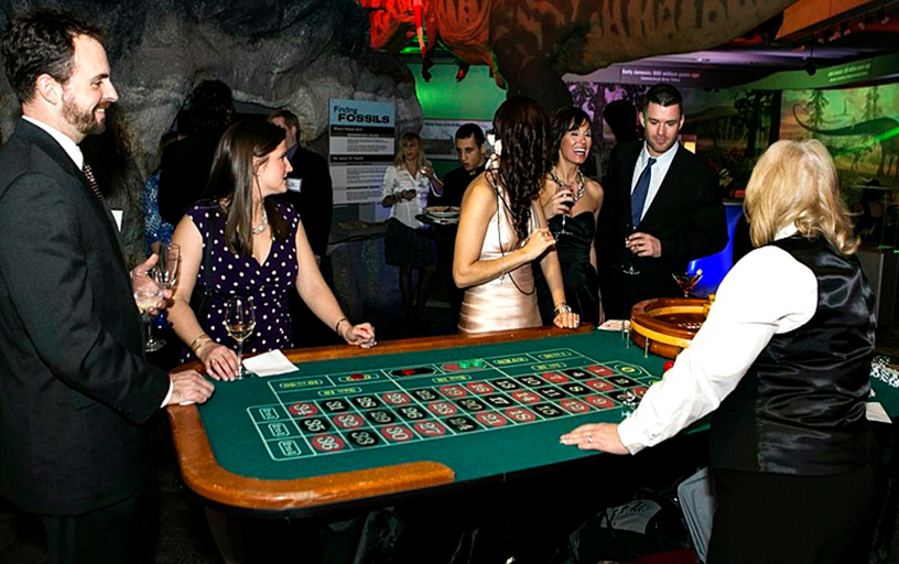 Roulette/w Dealer