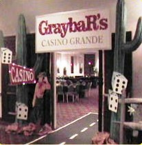 Vegas Entrance Way