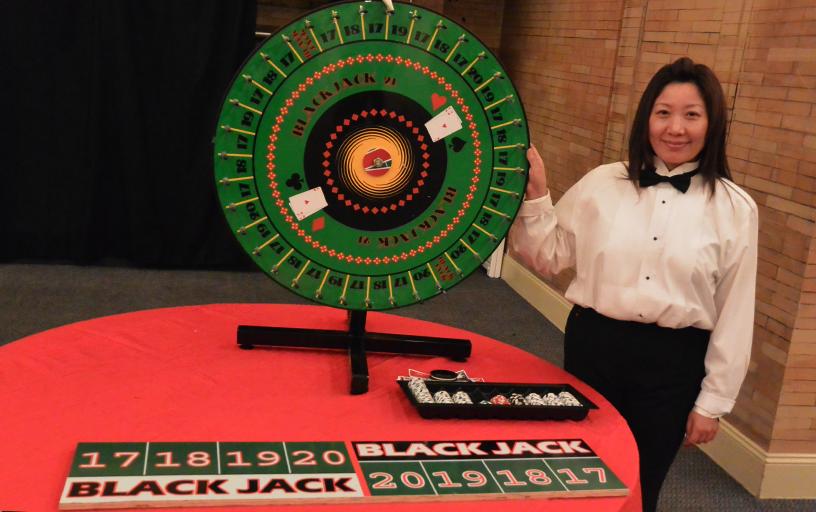 Wheel of Fortune w/ Dealer