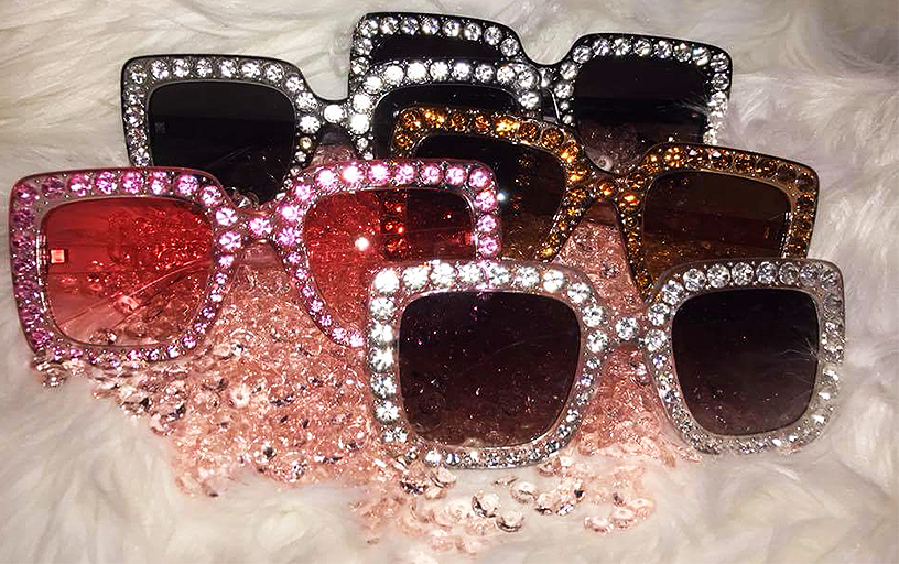 Bling Your Sunglasses