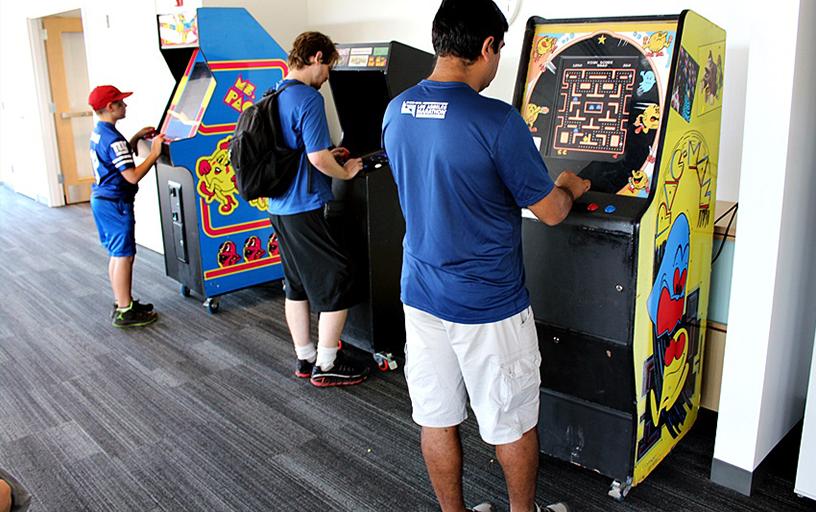Multicade Arcade Game