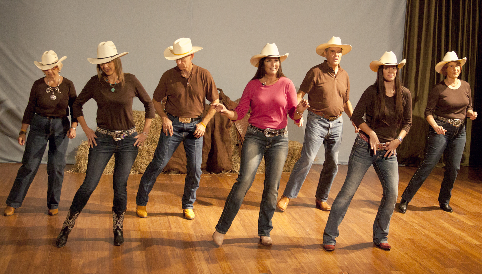 Country Line Dance Instructor/Hr.