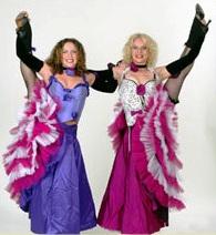 Moulin Rouge Dancers