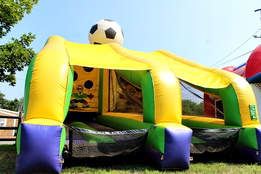 Soccer Shoot Out Inflatable