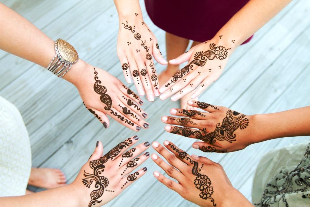 Henna Artist/Hr.