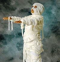 Comedic Mummy