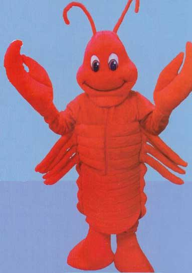 Strolling Lobster