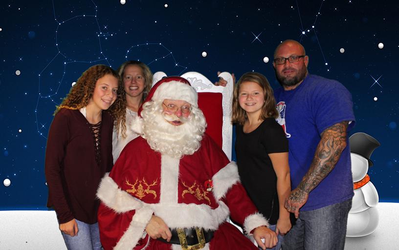 Santa Claus/Hr.