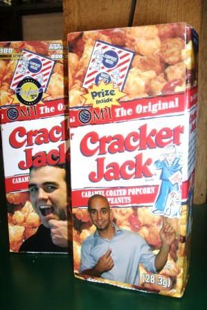 Photo Cracker Jack Boxes