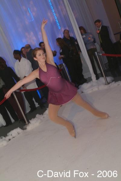 Ice Skater/Hr.