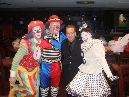 Ringling Clowns