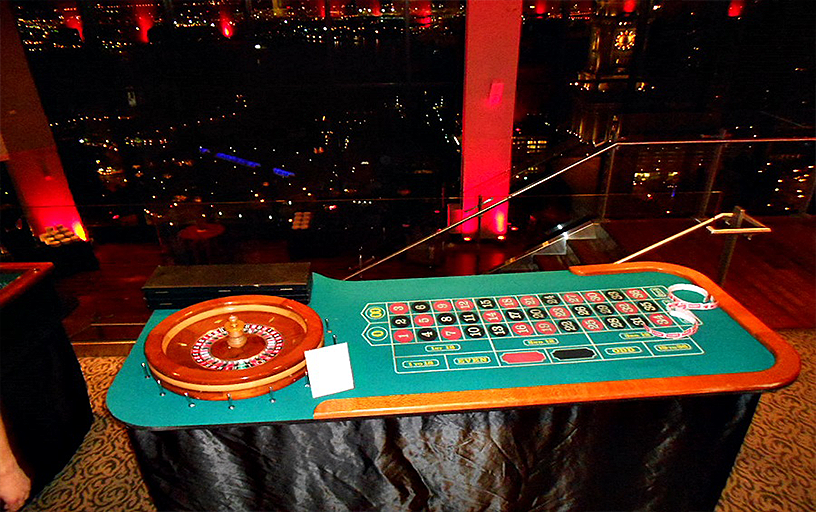 Roulette - Table Only