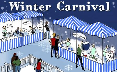 Winter Carnival Novelty Package