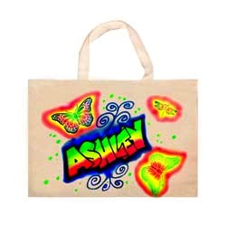 Airbrush Laundry Bags (100 Pieces)