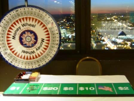 Wheel of Fortune - Table Only