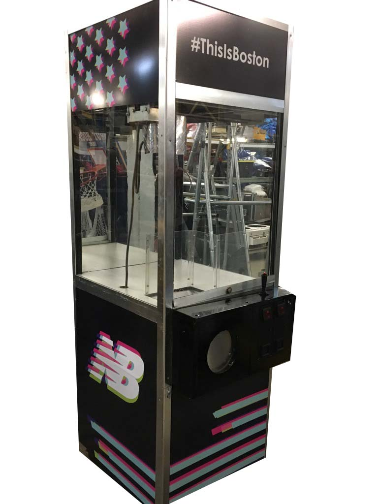 Branded Claw Arcade Game