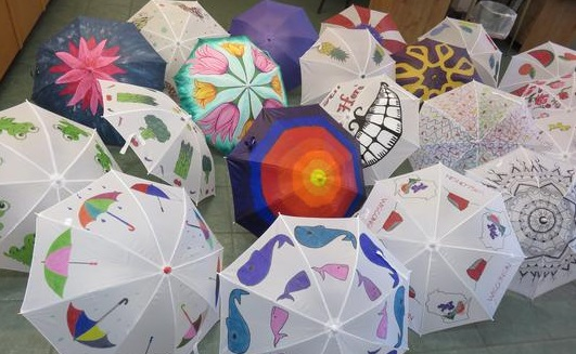 Make Your Own Umbrella