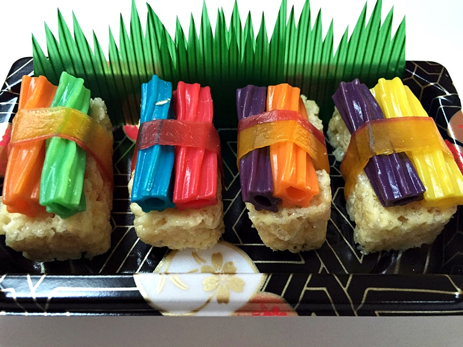 Candy Sushi Artist