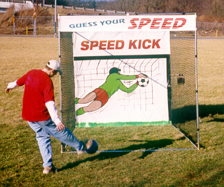Soccer Speed Kick