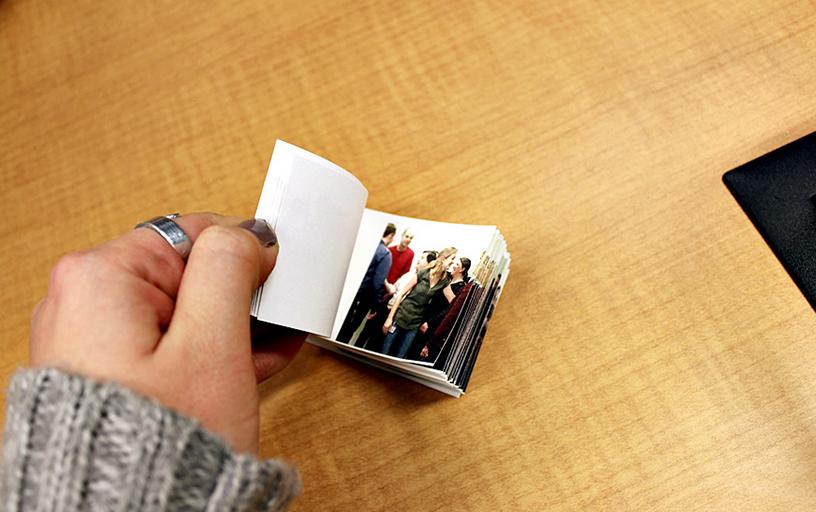 Flip Book Photos