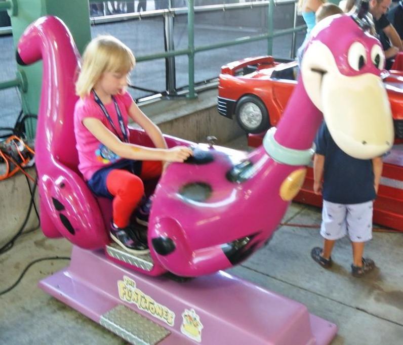 Vintage Kiddie Rides