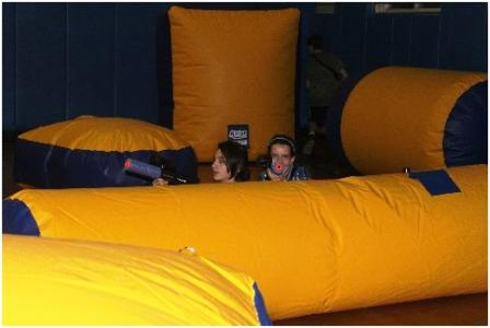 Laser Tag-Field Play