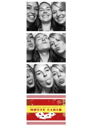 Monte Carlo Photo Booth