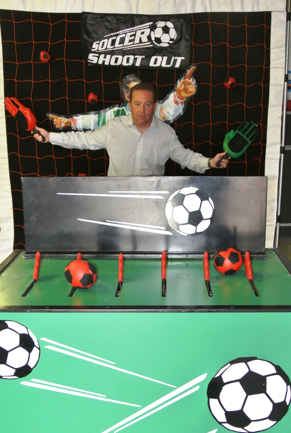 Soccer Penalty Shoot Out Game