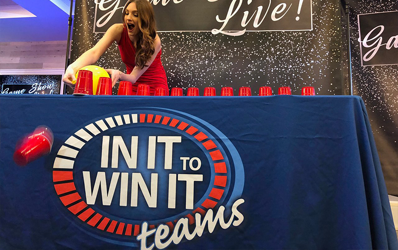 In It To Win It Game Show/2 hours