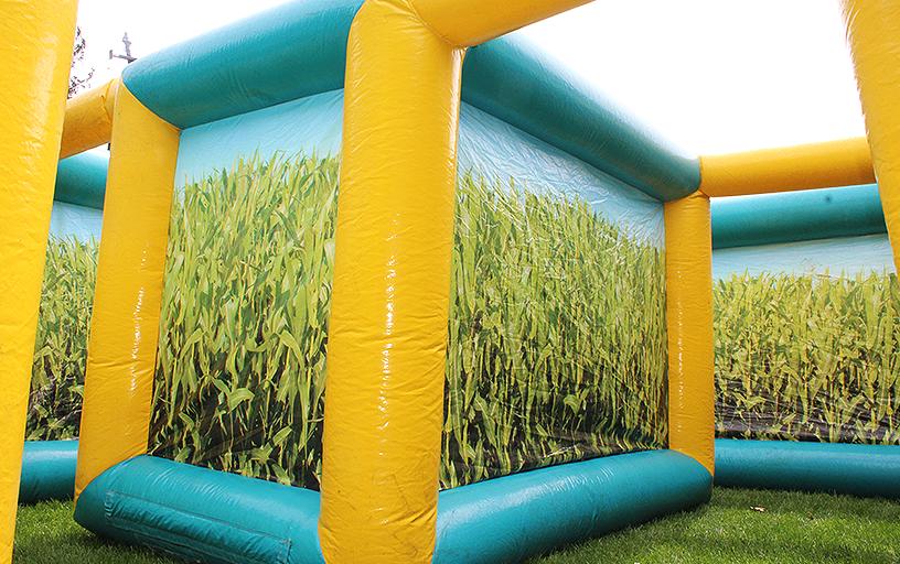 Corn Maze Inflatable