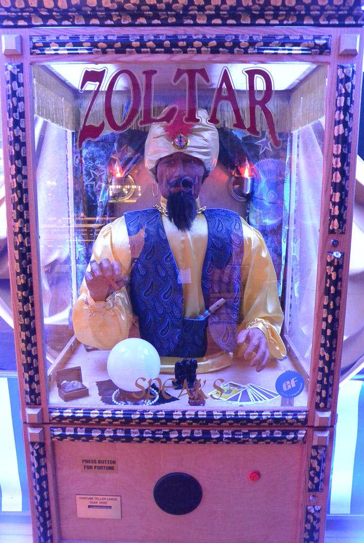 Zoltar Fortune Teller