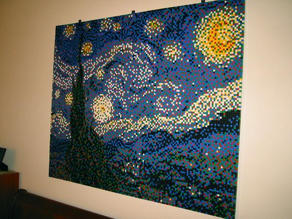 Lego Artist