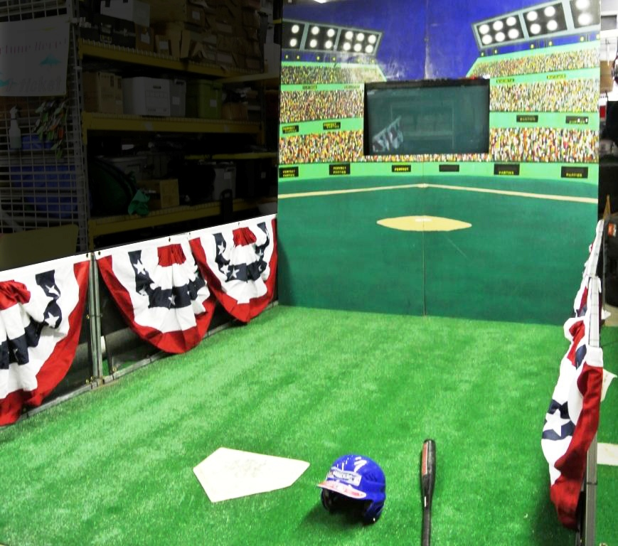 Wii Baseball with Set