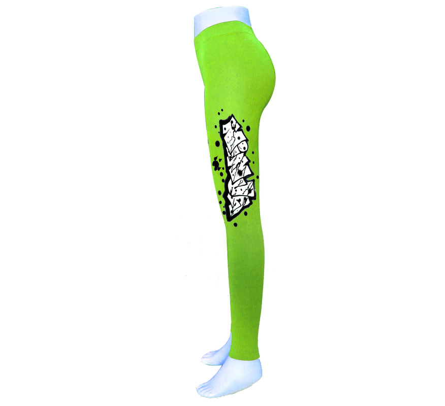 Airbrush Leggings