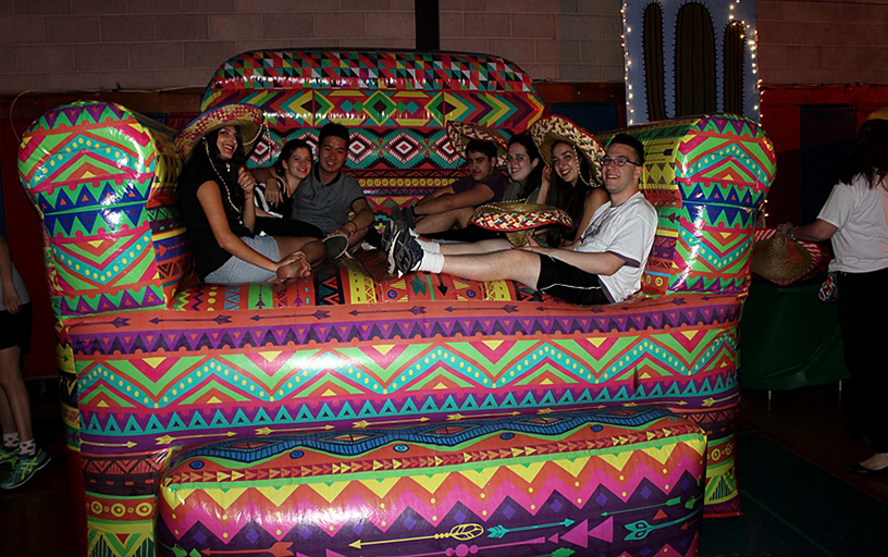 Fiesta Big Chair Photos
