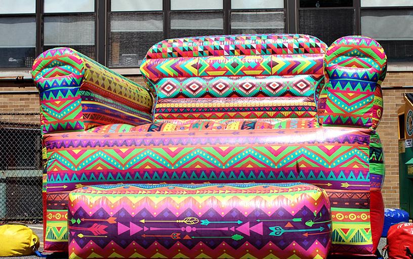 Fiesta Big Chair Photos