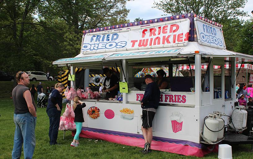 Fried Oreos / Fried Twinkies