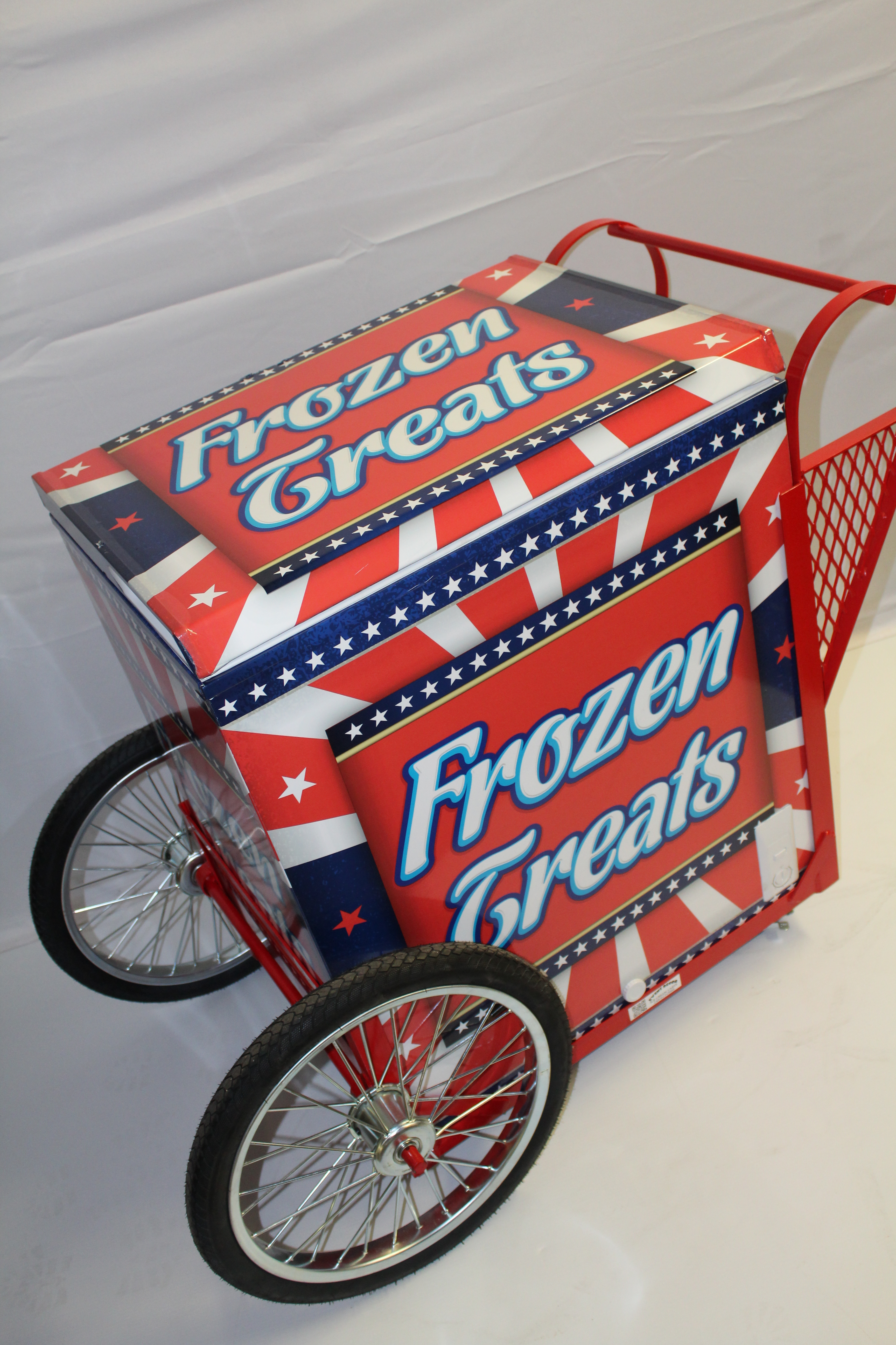 Frozen Treat Cart