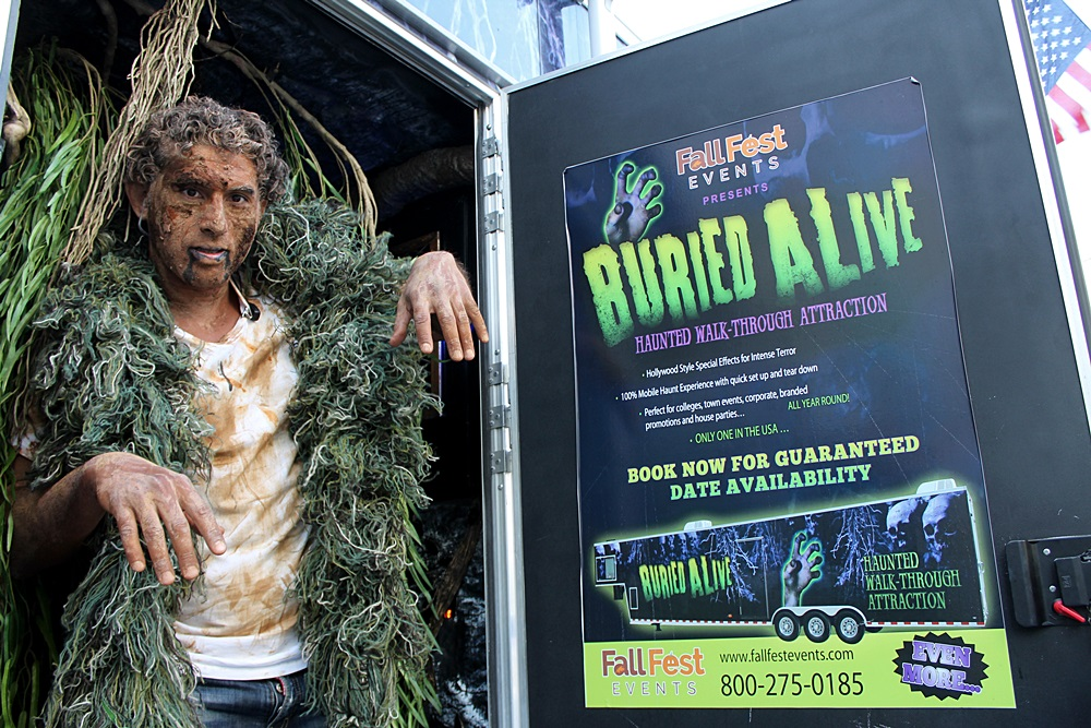 Buried Alive Haunted Attraction